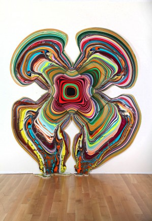 Holton Rower: Pour Paintings April 28 – May 26th, 2012