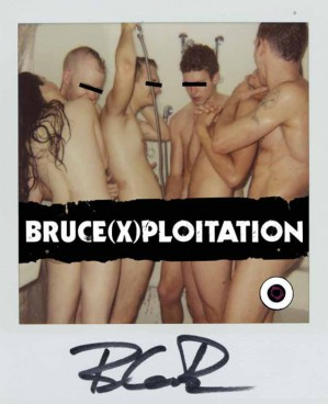 Bruce LaBruce Bruce(X)Ploitation Book Signing May 31st, 2012 6-9pm