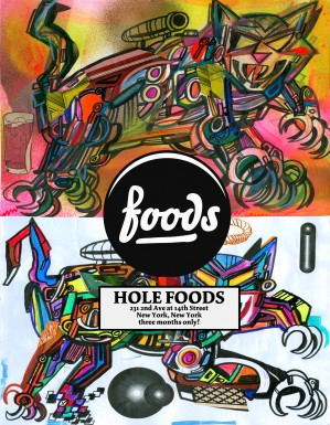 Hole Foods Pop Up Restaurant