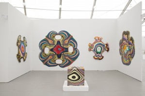 THE HOLE AT THE UNTITLED ART FAIR Booth B23 December 5-9, 2012