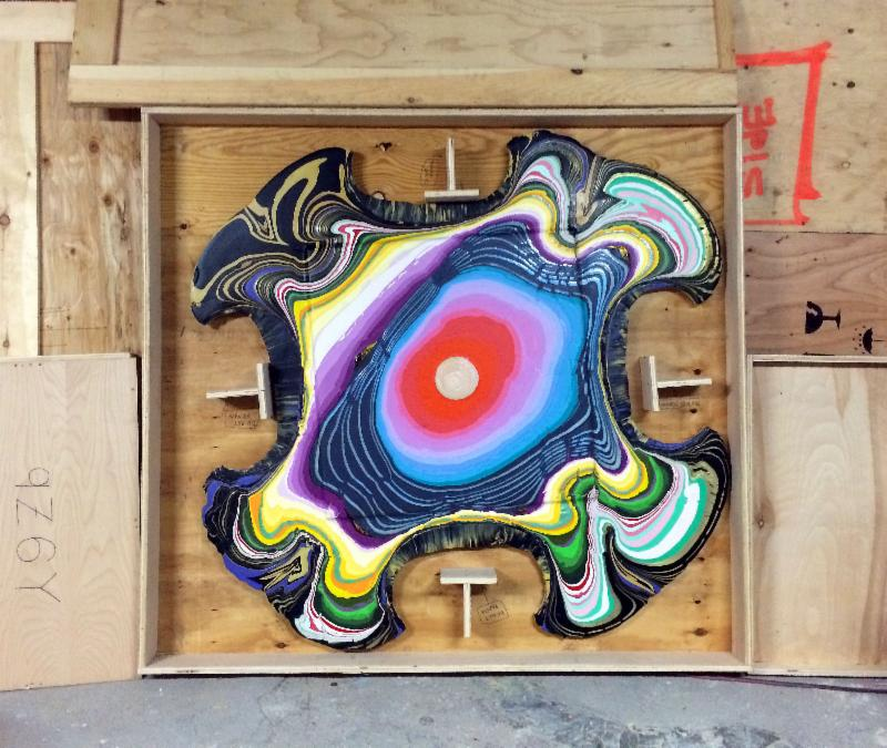 Holton Rower, The Hole NYC