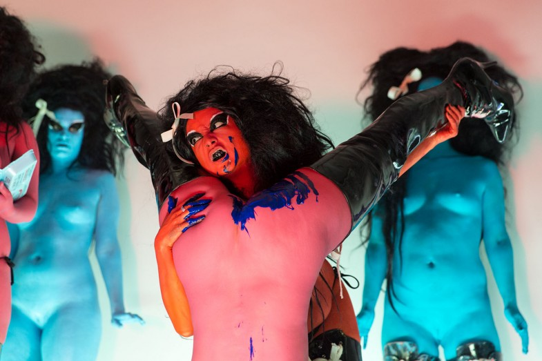 9.20 Kembra Pfahler and the Girls of Karen Black, The Hole NYC