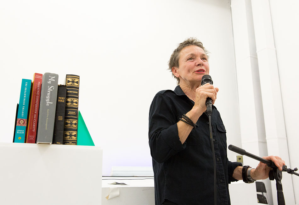 9.14 Laurie Anderson