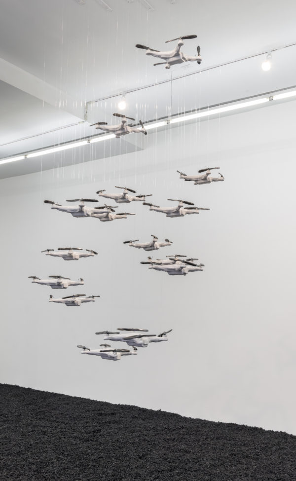 K 41 Ceramic drone swarm (16 pieces $20,000.00)