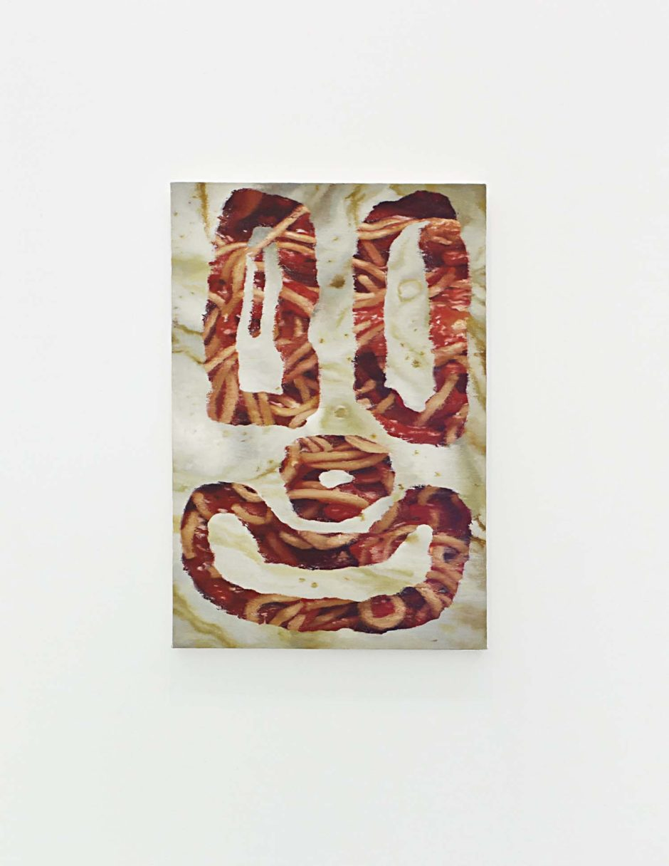 "Nathan Ritterpusch, ""You Make Me Sick"", 2012, Oil on canvas, 30 x 20.25 inches, 76.2 x 51.4 cm"