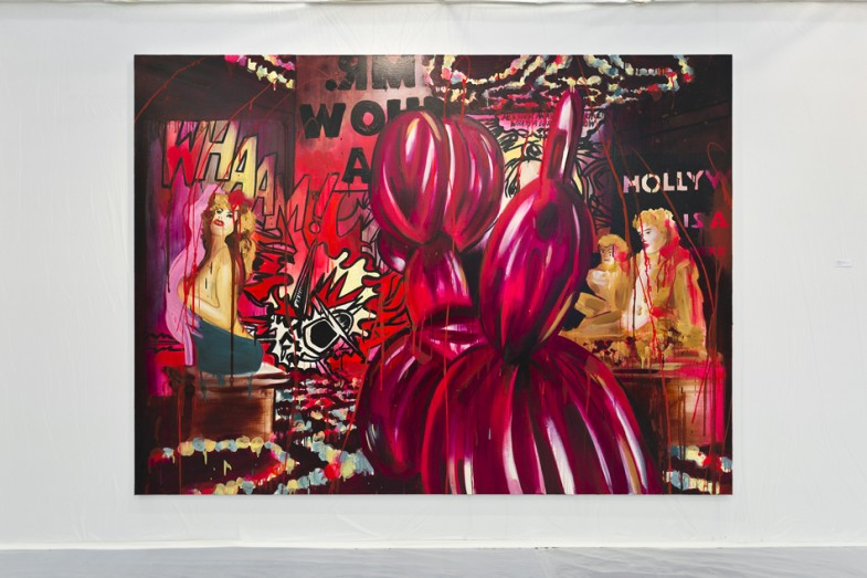 Rosson Crow, Pop Art Palladium