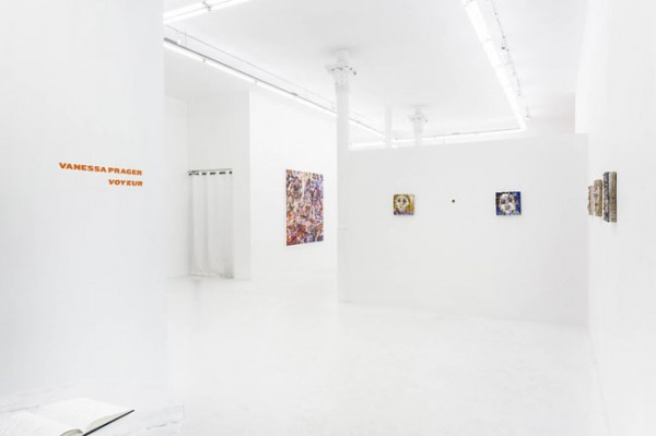VP Install Gallery 1 with sign