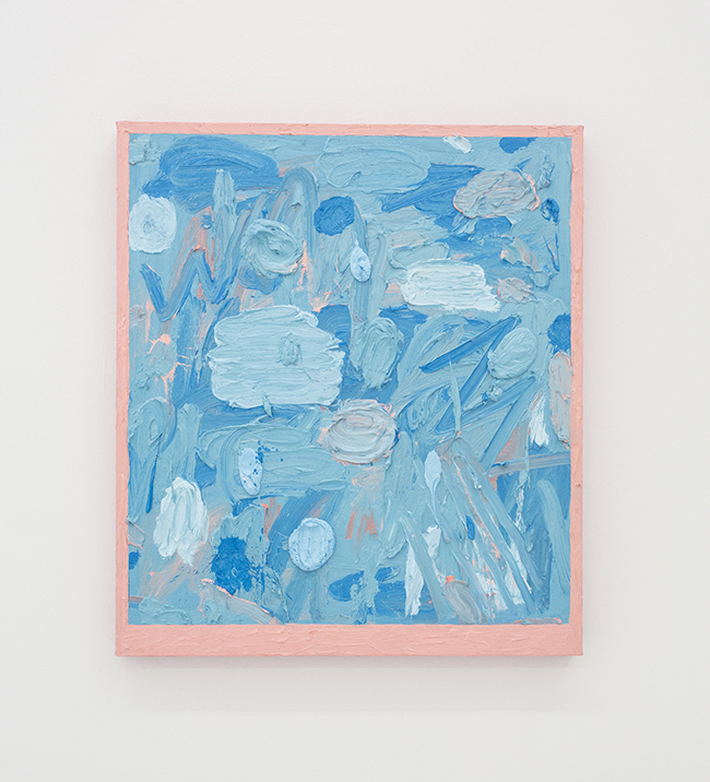 Russell Tyler, LBBP, 2016 (38 x 32 inches)