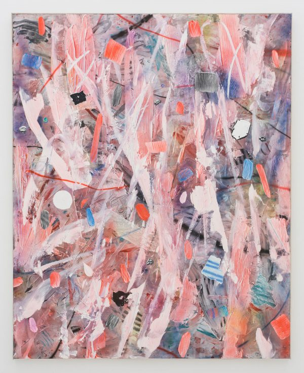 Joe Reihsen, abstract painting, abstraction, bright colors