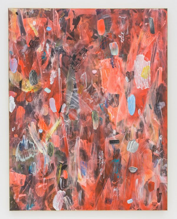 Joe Reihsen, abstract painting, abstraction, bright colors, mixed media, acrylic, birch panel