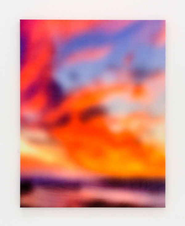 vivid colors, dye transfer, suede, landscape, abstraction, digital, technology